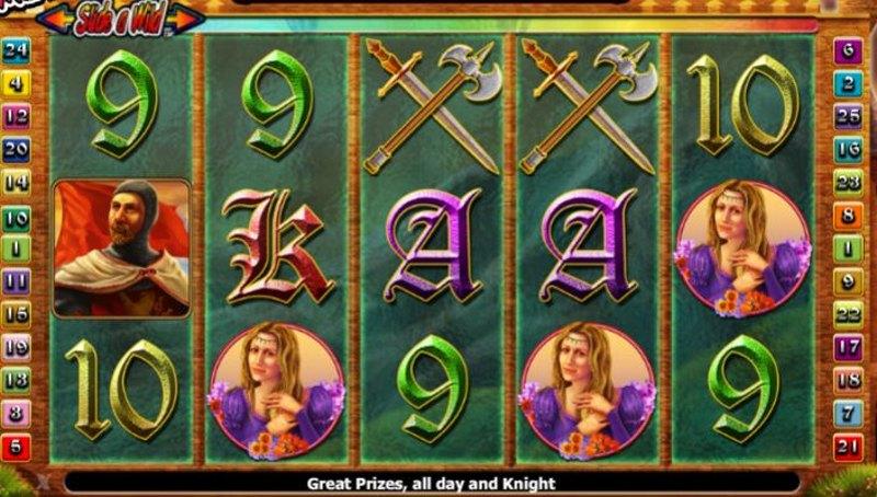5 Knights Screenshot