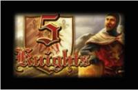 5 Knights Logo