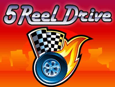 5 Reel Drive Logo