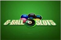 8 Ball Slots Logo