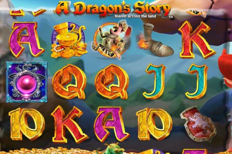 A Dragon's Story Screenshot
