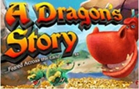 A Dragons Story Logo