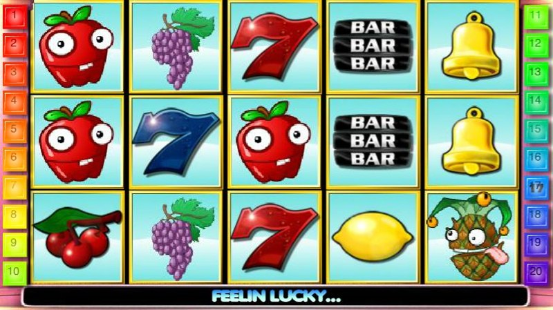 Astro Fruit Screenshot