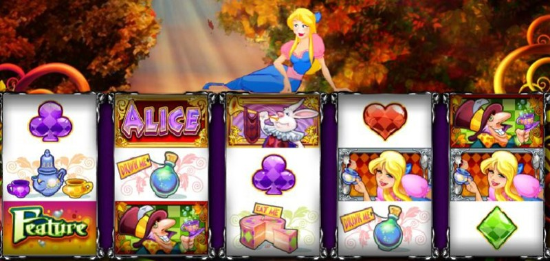Alice & The Mad Tea Party Screenshot