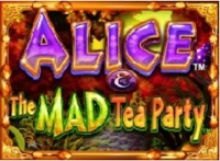 Alice Mad Tea Party Logo