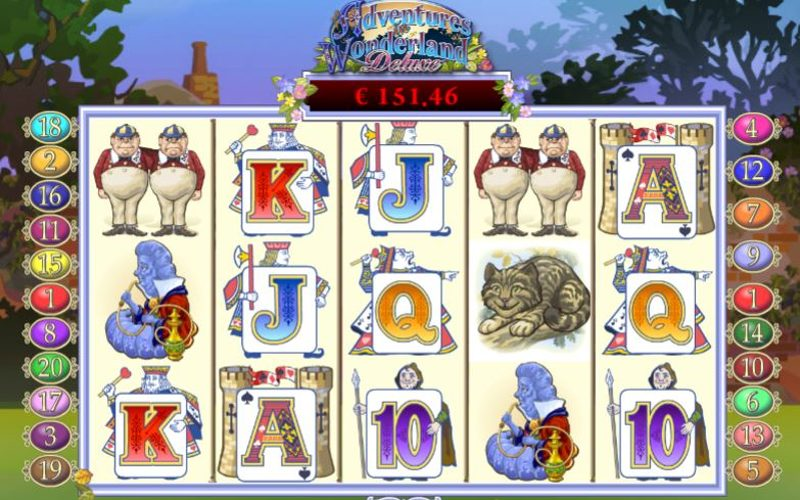 Spiele AliceS Adventures - Video Slots Online