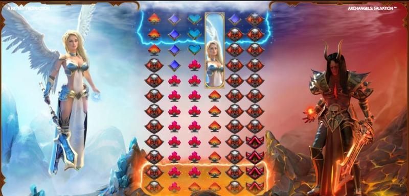 Archangels: Salvation Screenshot