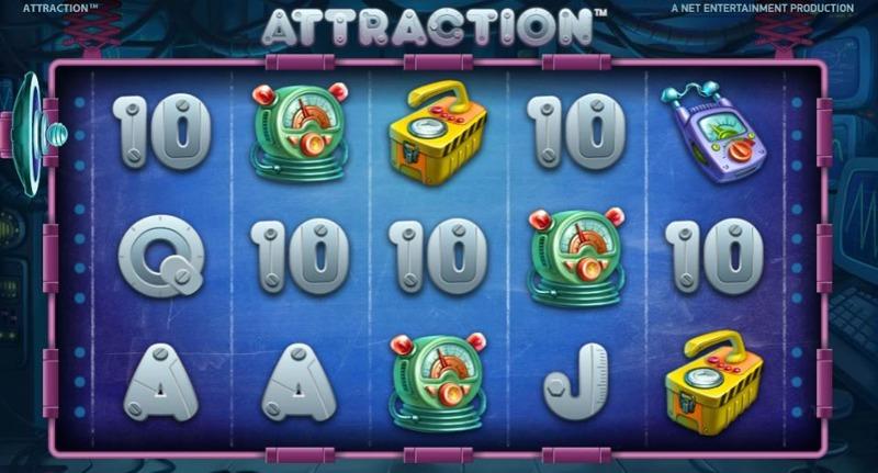 Attraction Screenshot