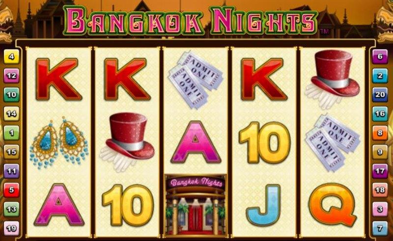 Bangkok Nights Screenshot