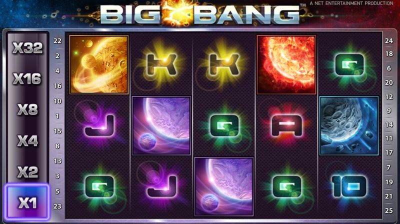 Big Bang Screenshot