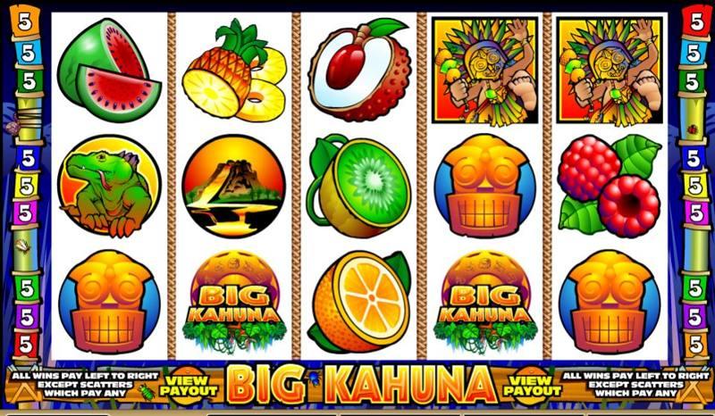Big Kahuna Screenshot