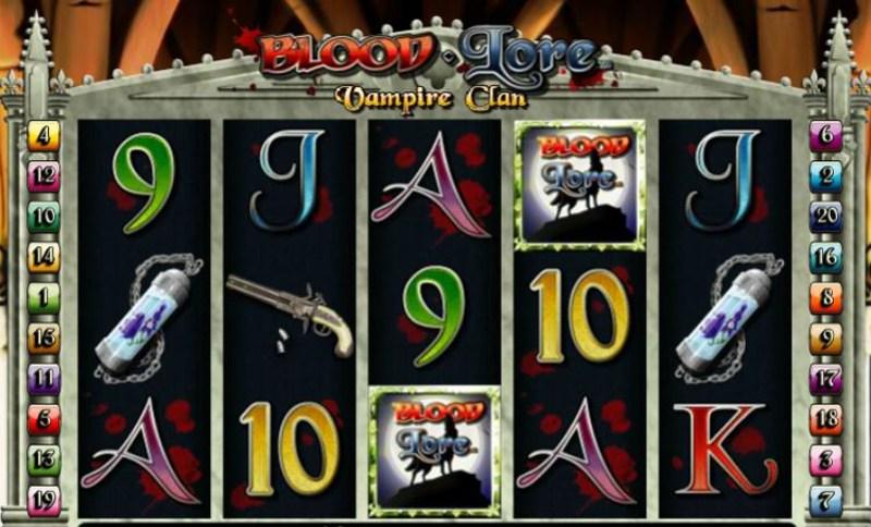 Blood Lore Vampire Clan Screenshot