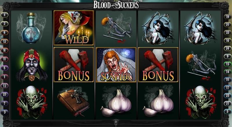 Blood Suckers Screenshot