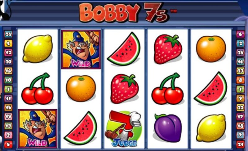 Bobby 7s Screenshot