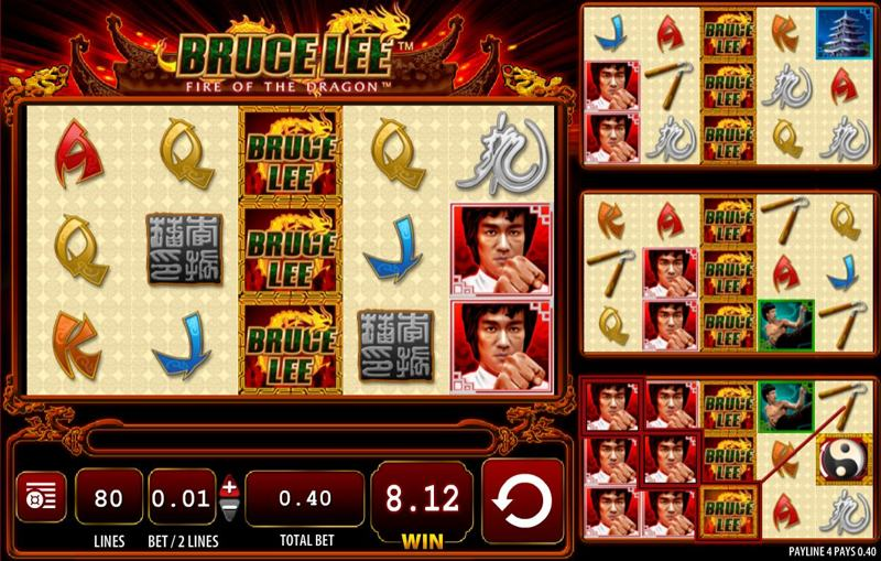 Bruce Lee 2 Screenshot