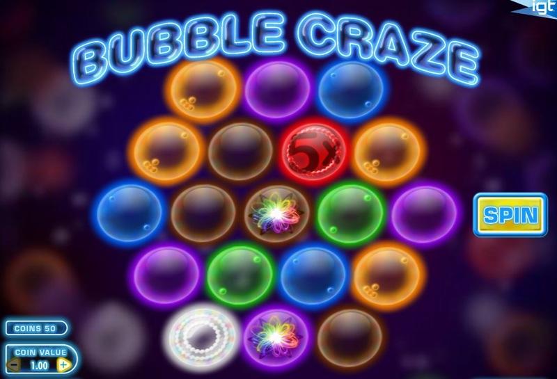 Bubble Craze Screenshot