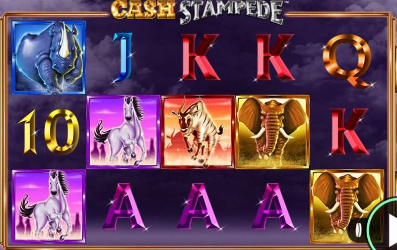 Cash Stampede Screenshot