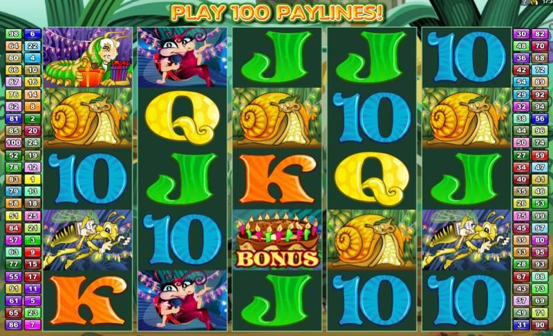 Cashapillar Screenshot