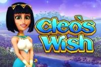 Cleo's Wish Logo