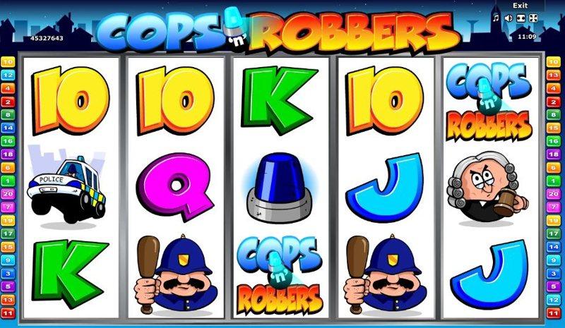Community Cops 'n' Robbers Screenshot