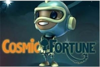 Cosmic Fortune Logo