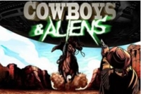 Cowboys and Aliens Logo
