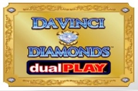 Da Vinci Diamonds Dual Logo