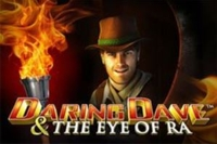 Daring Dave and the Eye of Ra Logo