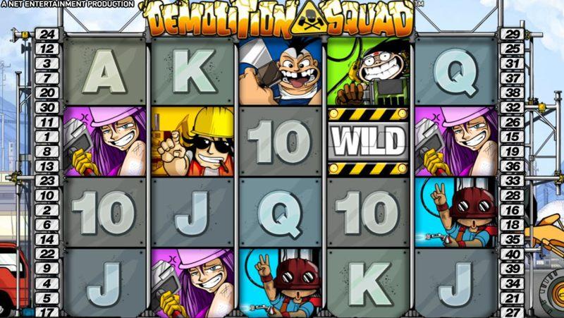 Demolition Squad Screenshot