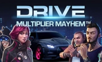 Drive Multiplier Mayhem Logo
