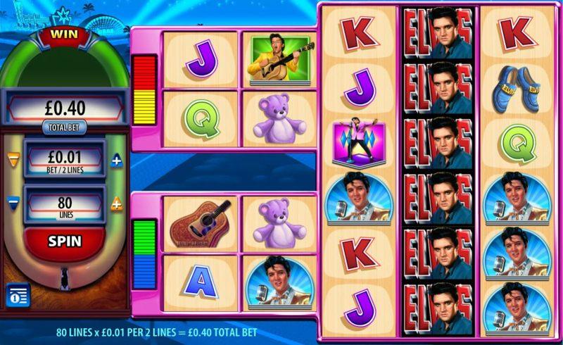 Elvis: The King Lives Screenshot