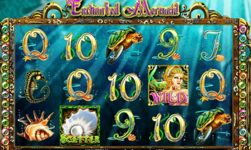 Enchanted Mermaid Screenshot