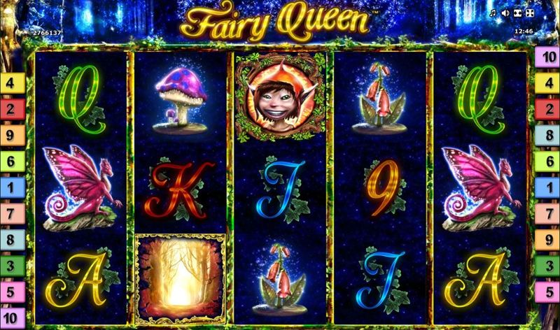 Fairy Queen Screenshot