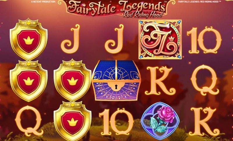 Fairytale Legends: Red Riding Hood Screenshot