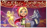 Fairytale Legends: Little Red Riding Hood Logo
