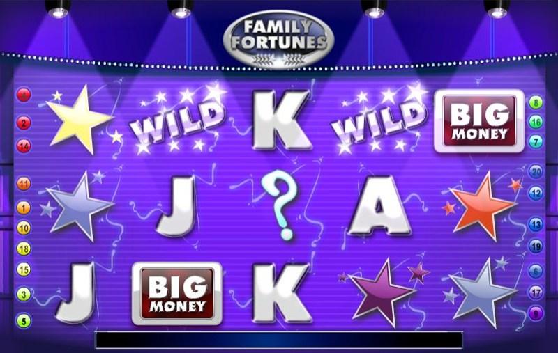 Family Fortunes Screenshot