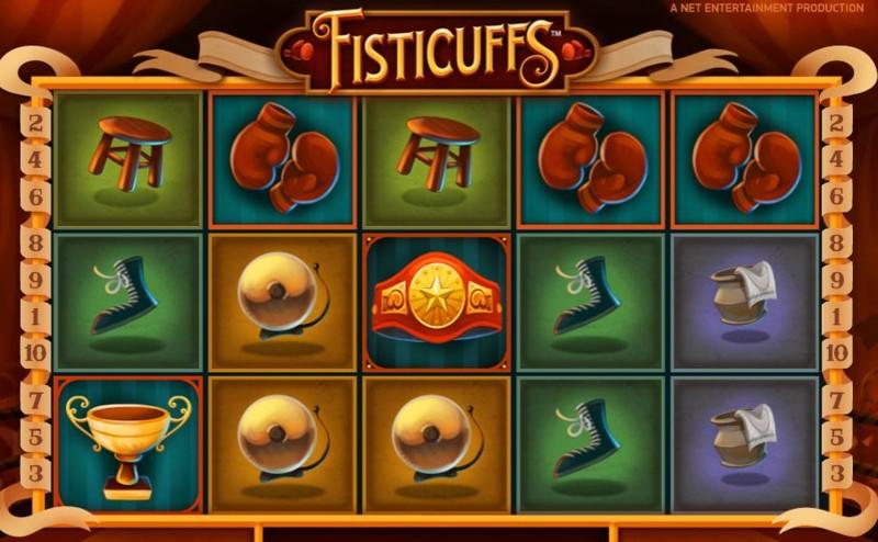 Fisticuffs Screenshot