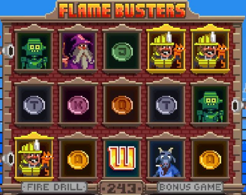 Flame Busters Screenshot