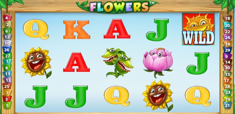 Flowers Screenshot