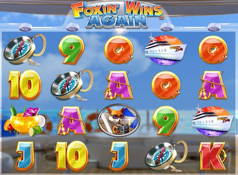Foxin' Wins Again Screenshot