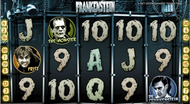 Frankenstein Screenshot