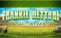 Frankie Dettori Sporting Legends Logo