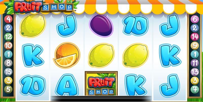 Fruit Shop Screenshot