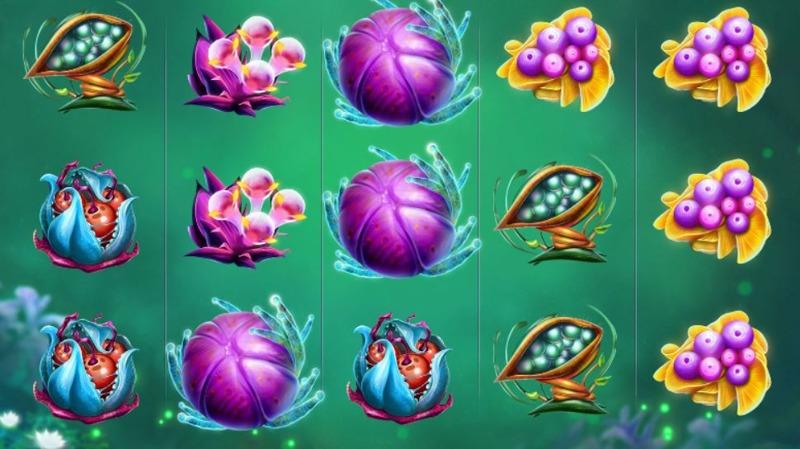 Fruitoids Screenshot