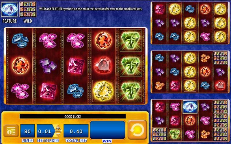 Gems Gems Gems Screenshot