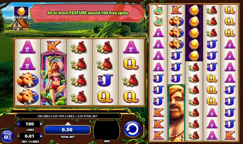 Giant's Gold Screenshot
