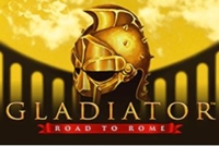 Gladiator Road to Rome Logo