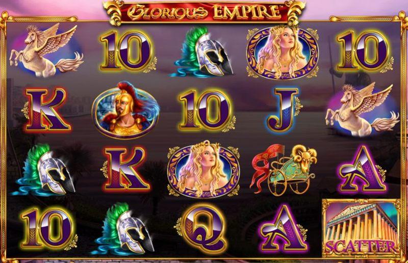 Glorious Empire Screenshot