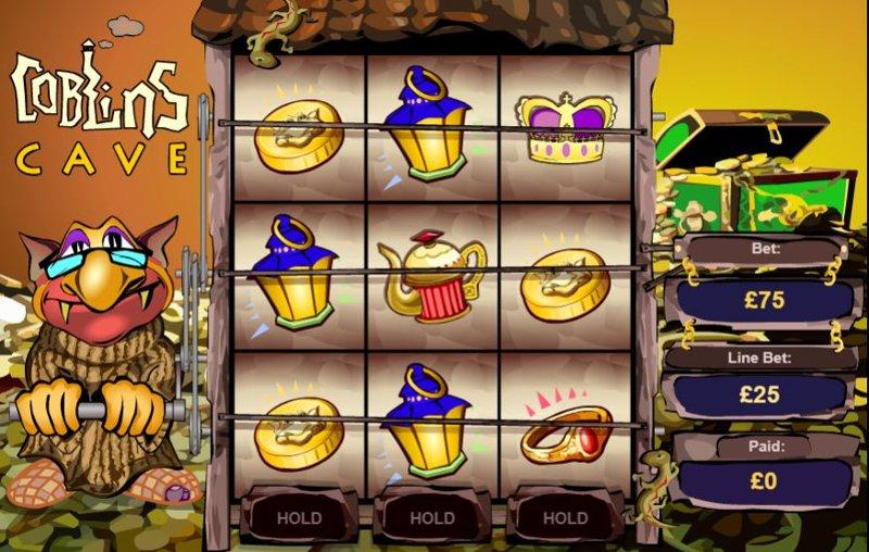 Goblins Cave Screenshot