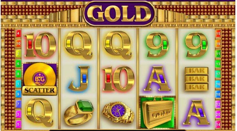 Gold Screenshot